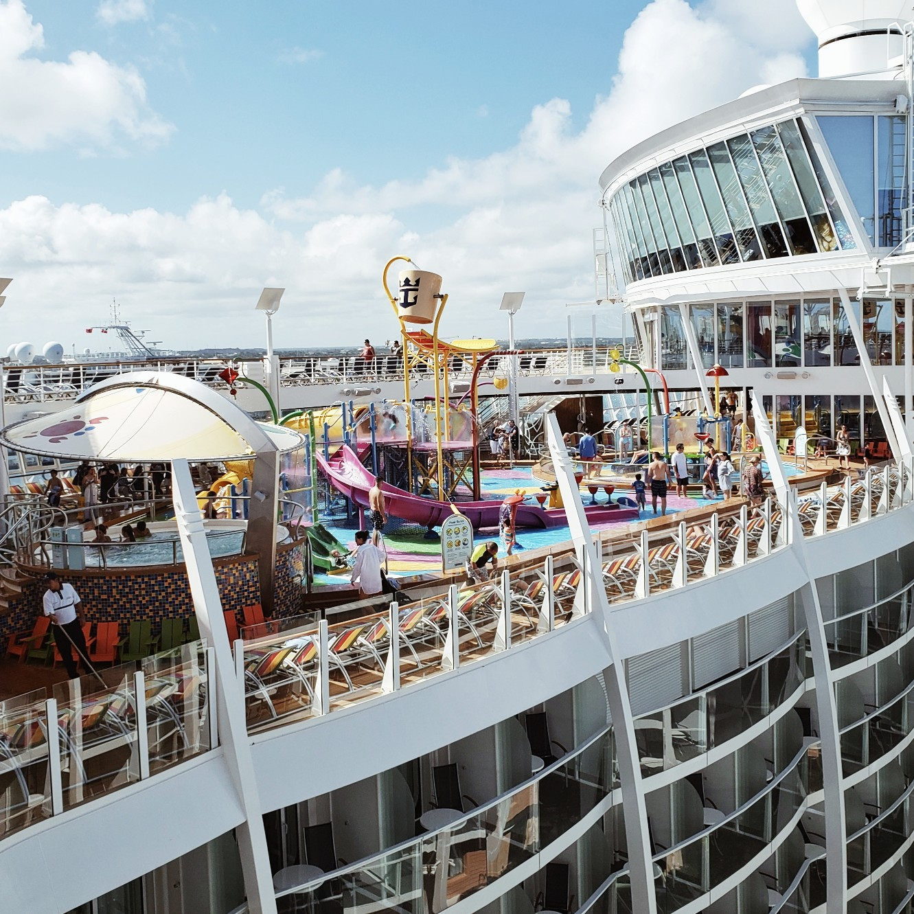 Royal Caribbean Symphony of the Seas The World's Largest Ship