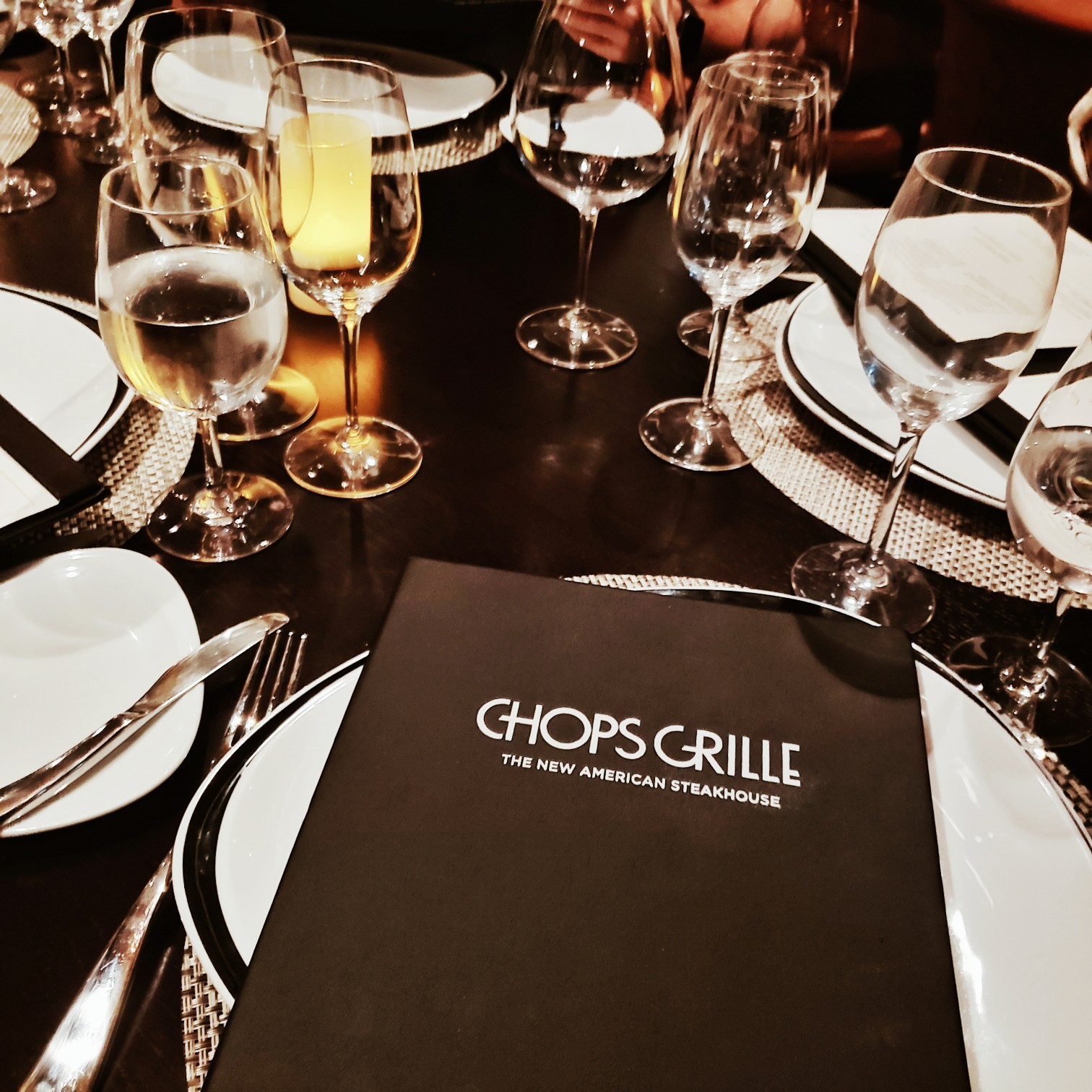 Royal Caribbean Symphony of the Seas Chops Grille