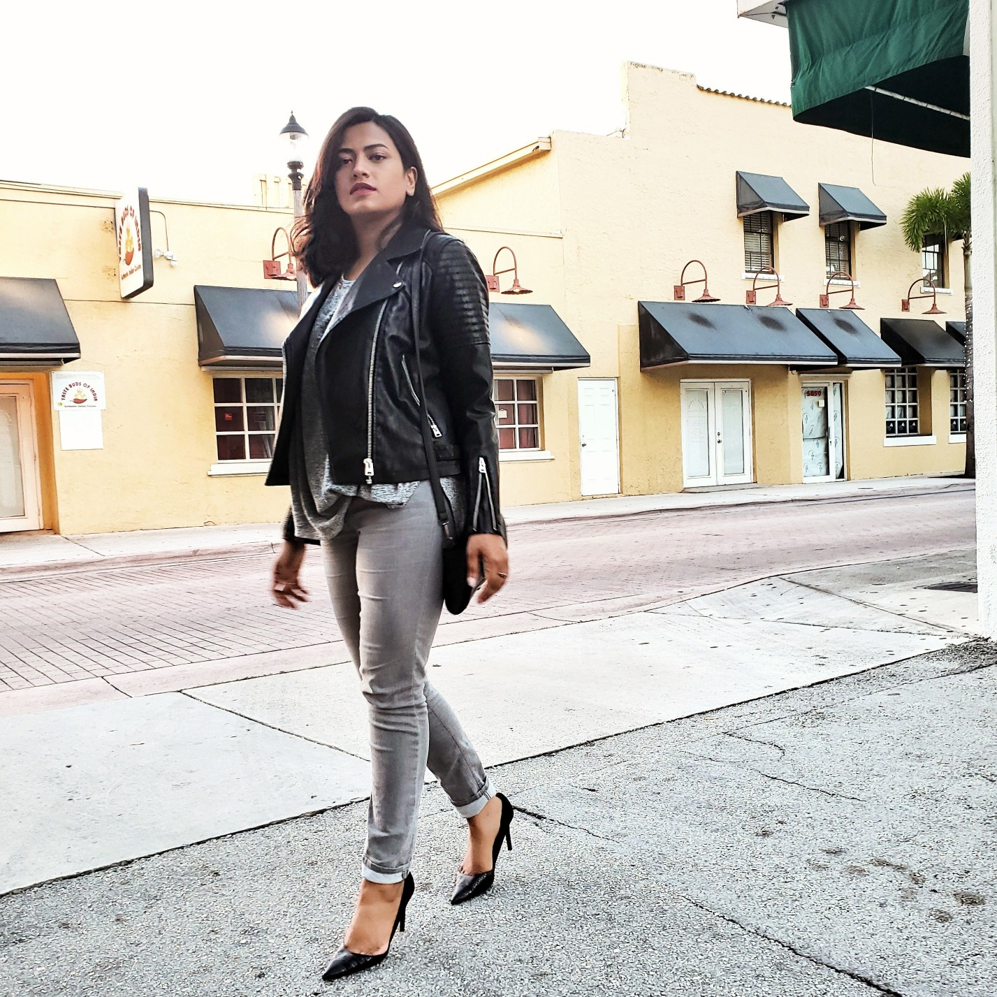 Miami Street Style Afroza Khan Fashion Blogger