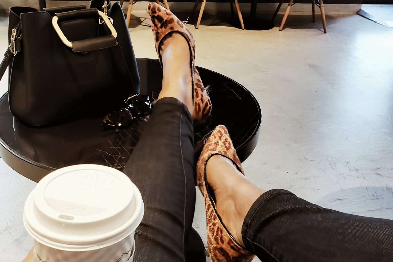 Always Trending: Leopard Heels