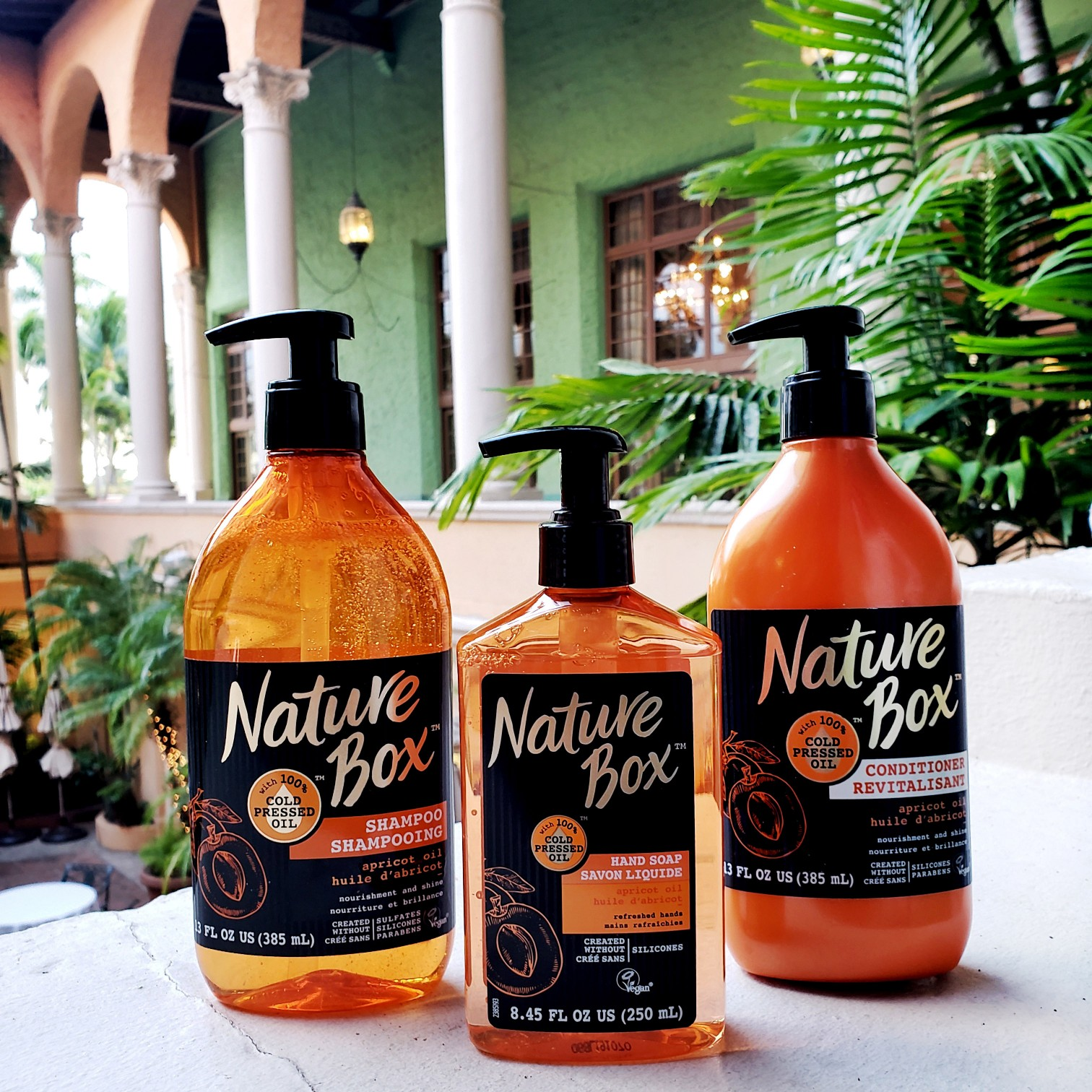 Nature Box Beauty™ Apricot Oil Benefits