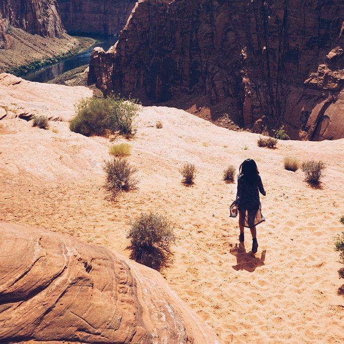 Afroza Khan Miami Travel & Lifestyle Blogger in Arizona