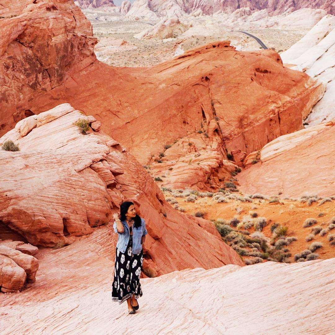 Afroza Khan Travel Blogger in Arizona