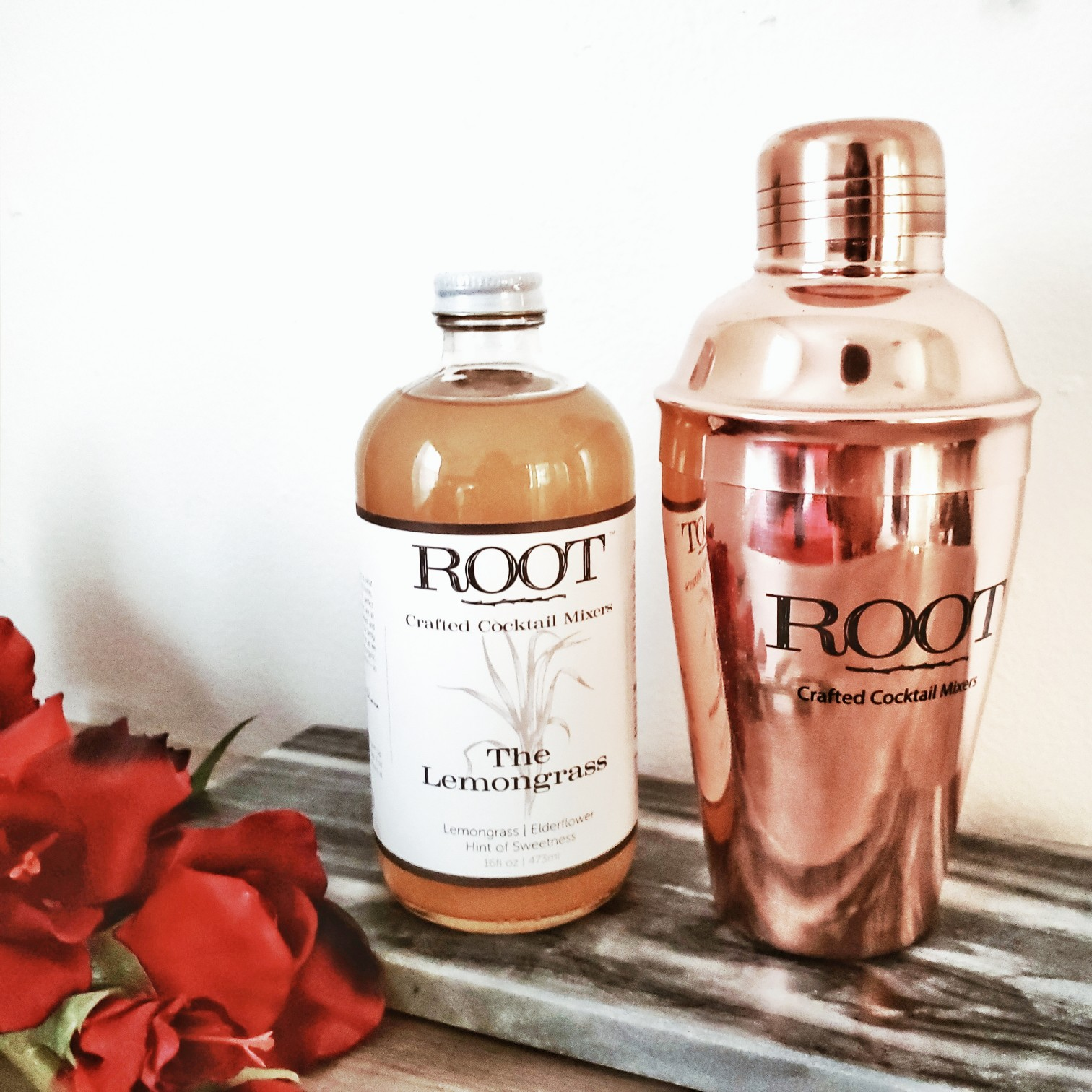 Artisanal Cocktail Mixer from ROOT Crafted