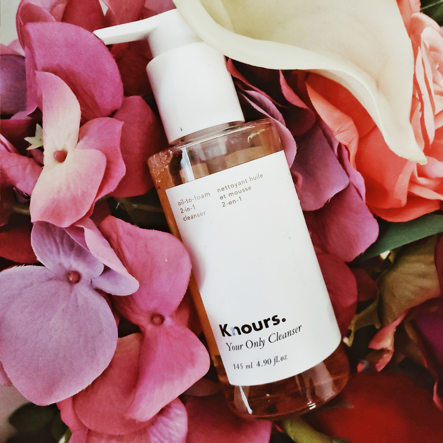 Your Only Cleanser from Knours