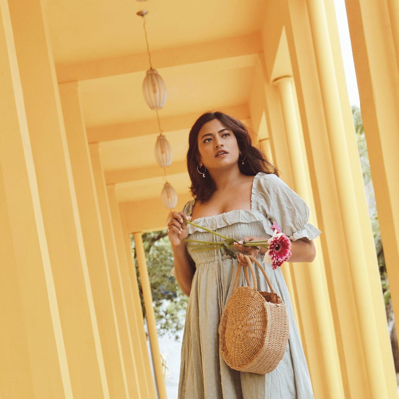 Fashionista Afroza Khan Amazon Fashion Dress