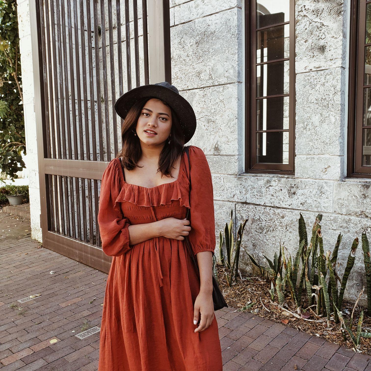 Miami Fashion Street Style Blogger Afroza Khan