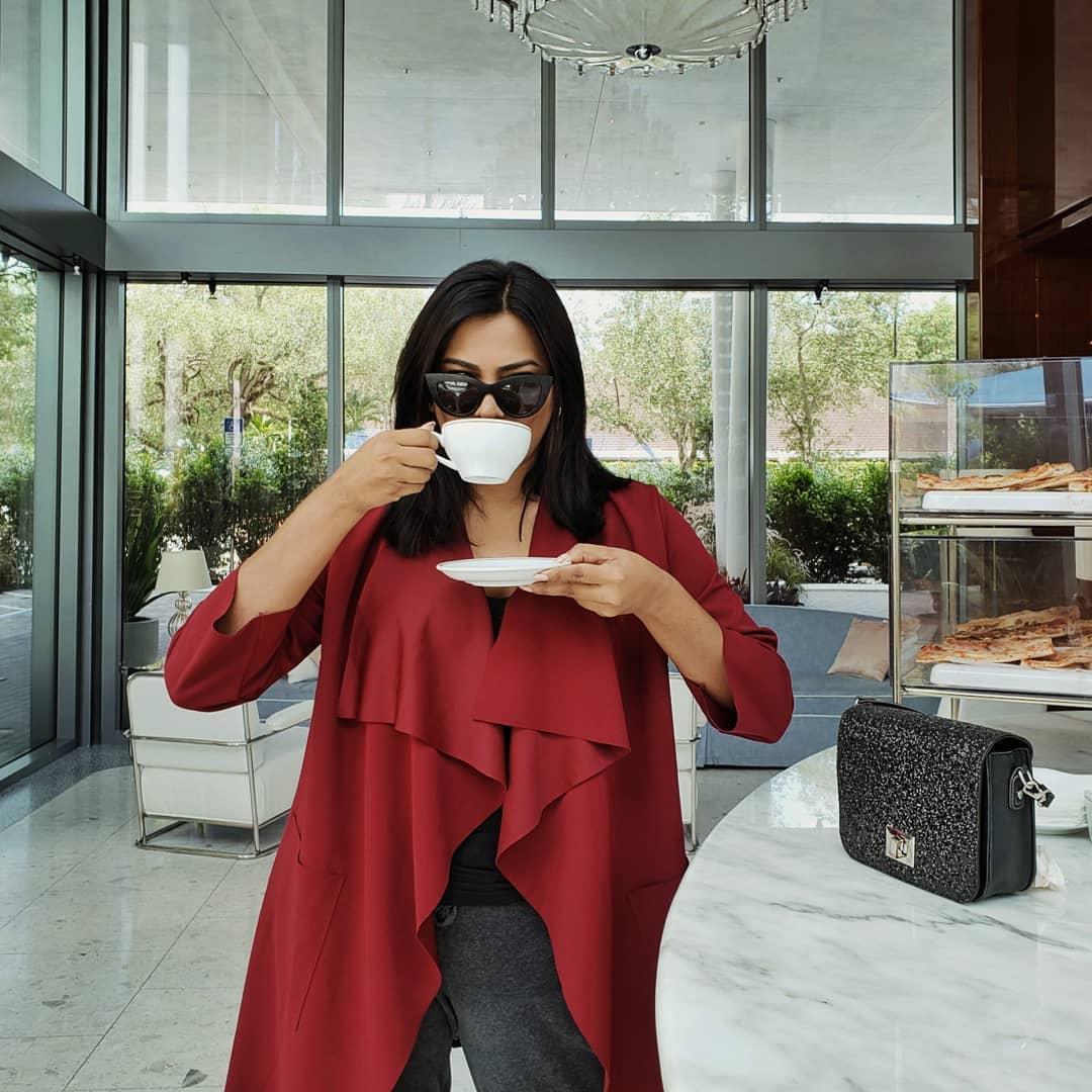 Miami Influencer Mr. C Miami Coconut Grove Coffee Shop