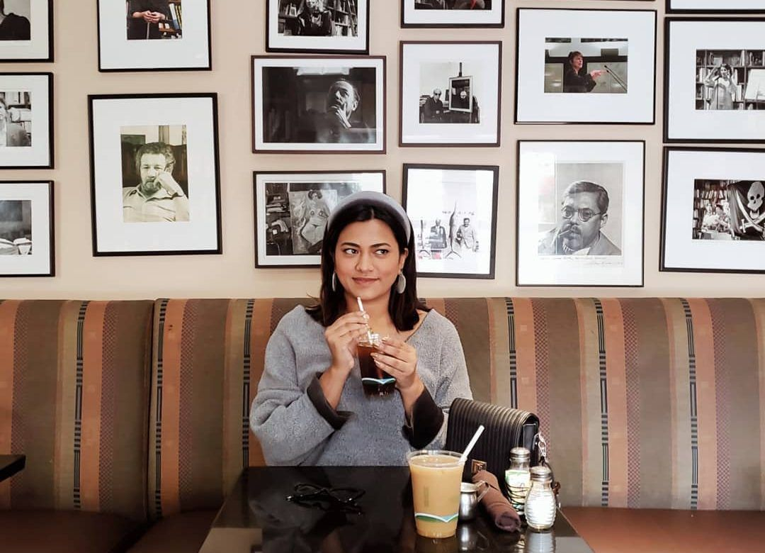 Top Miami Blogger Afroza Khan Books & Books Instagrammable Coffee Shops