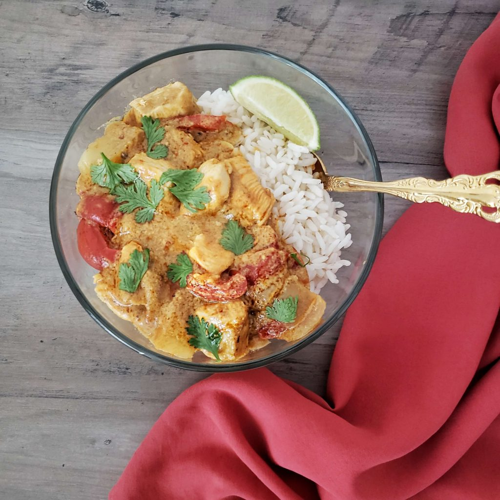 Best Thai Yellow Chicken Curry Recipe