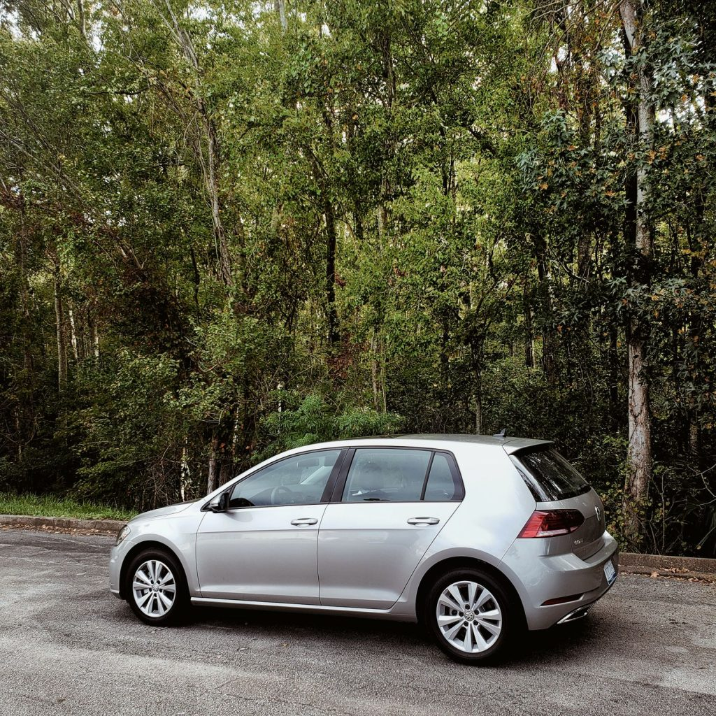 Silver 2020 Volkswagen Golf Roadtrip